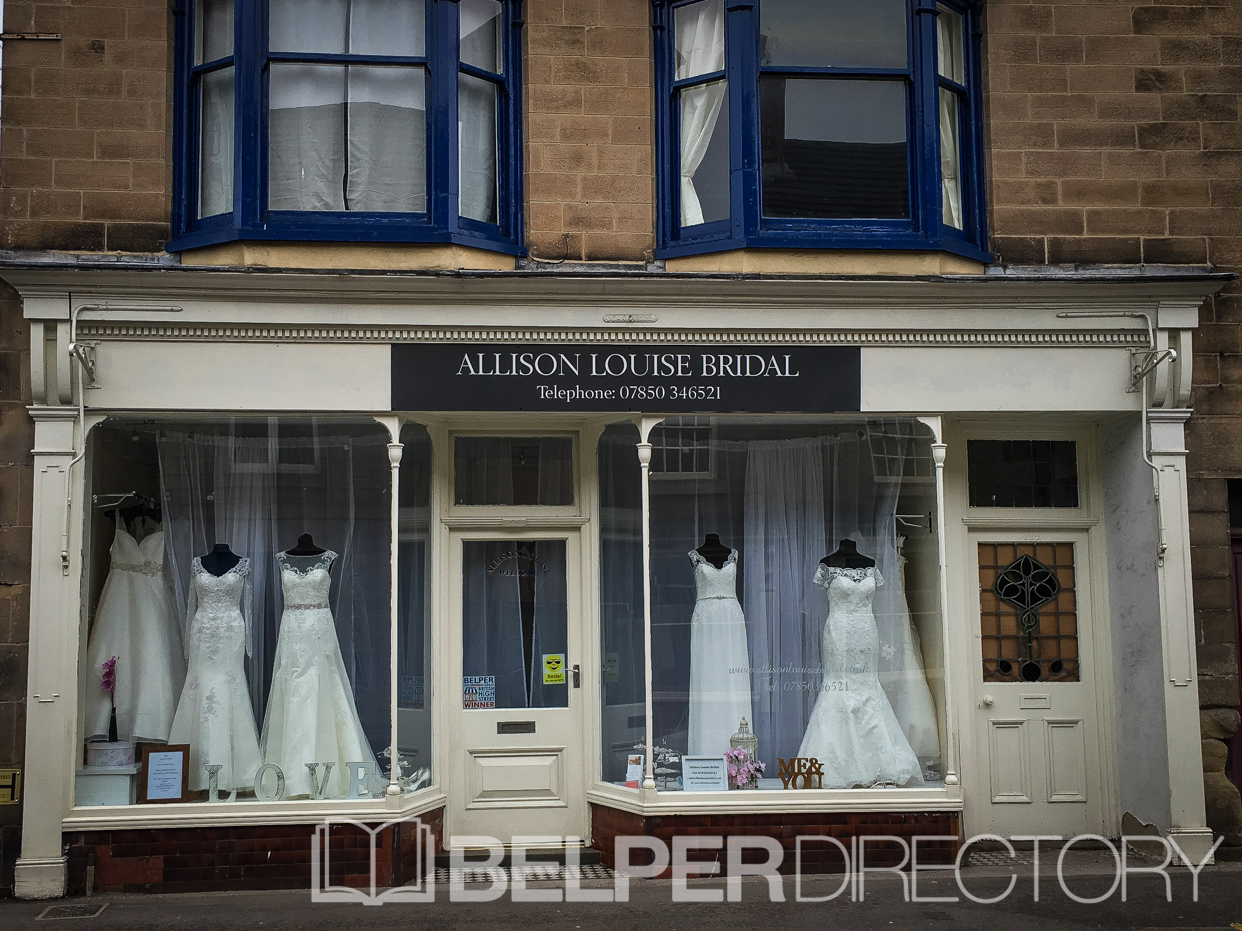 Allison louise bridal shop belper directory belper directory belper directory allison louise bridal shop weddingg junglespirit Images
