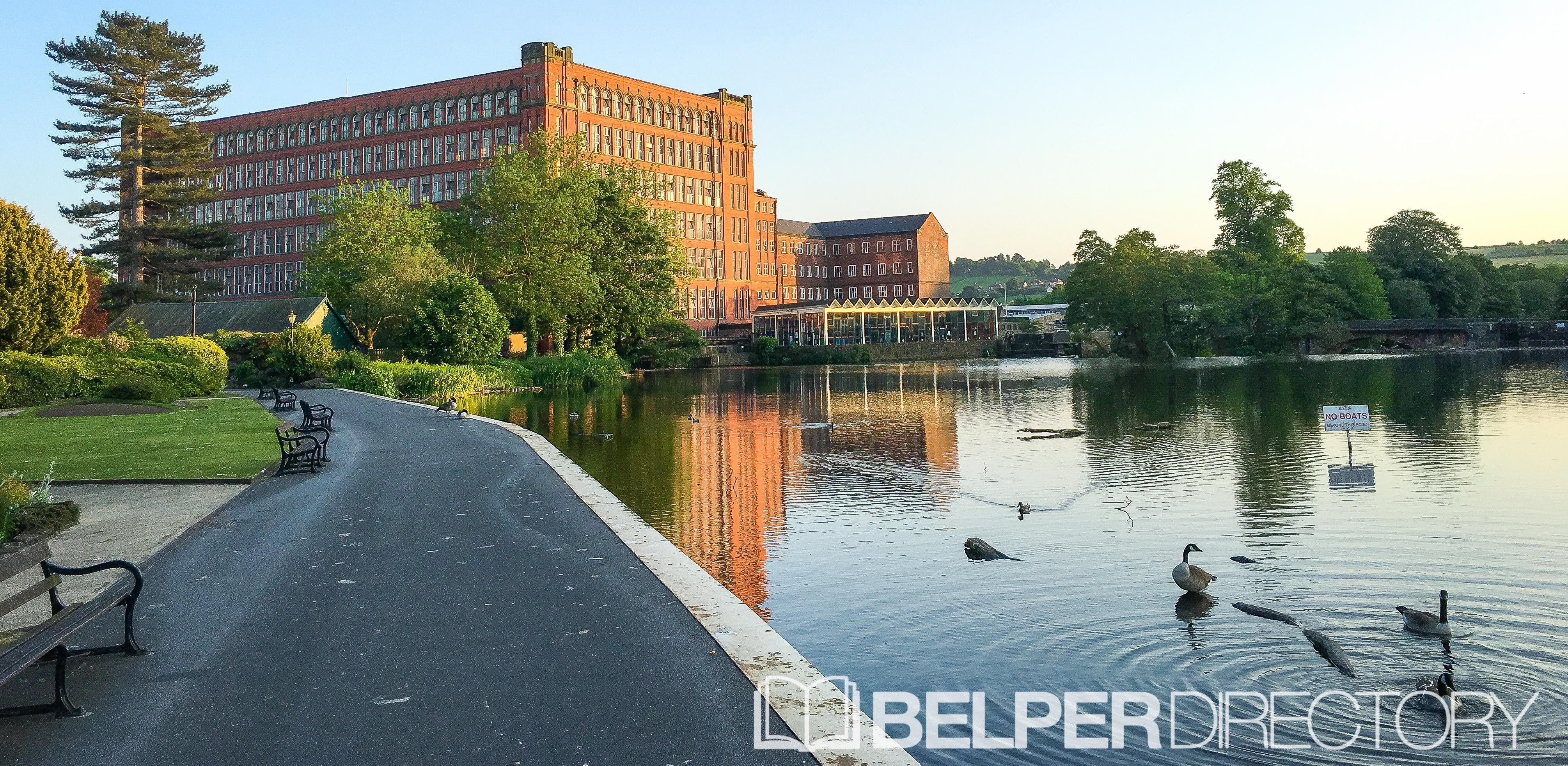 Belper River Gardens Photo