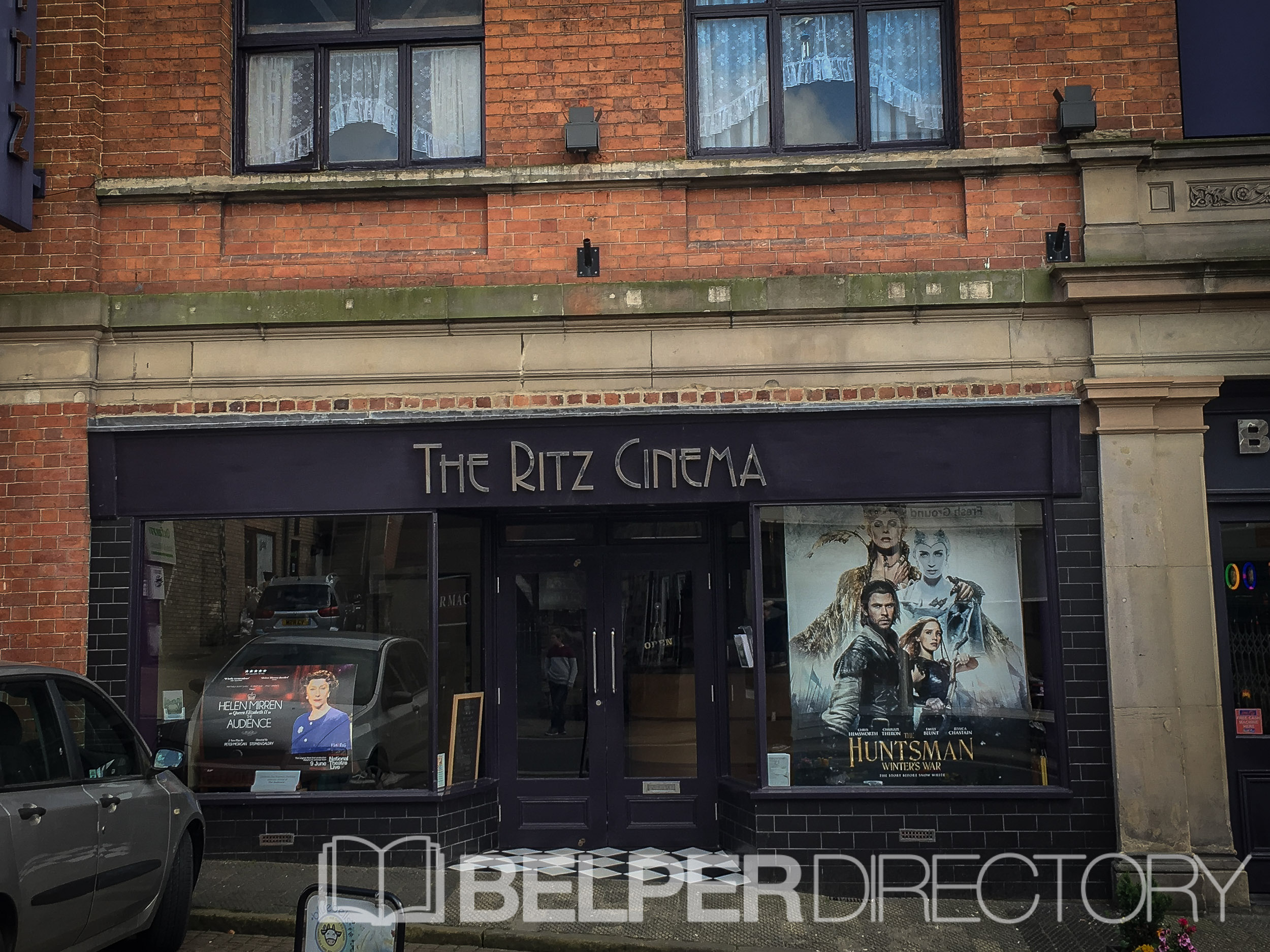 Cinema Archives - Belper Shop & Business Directory Belper